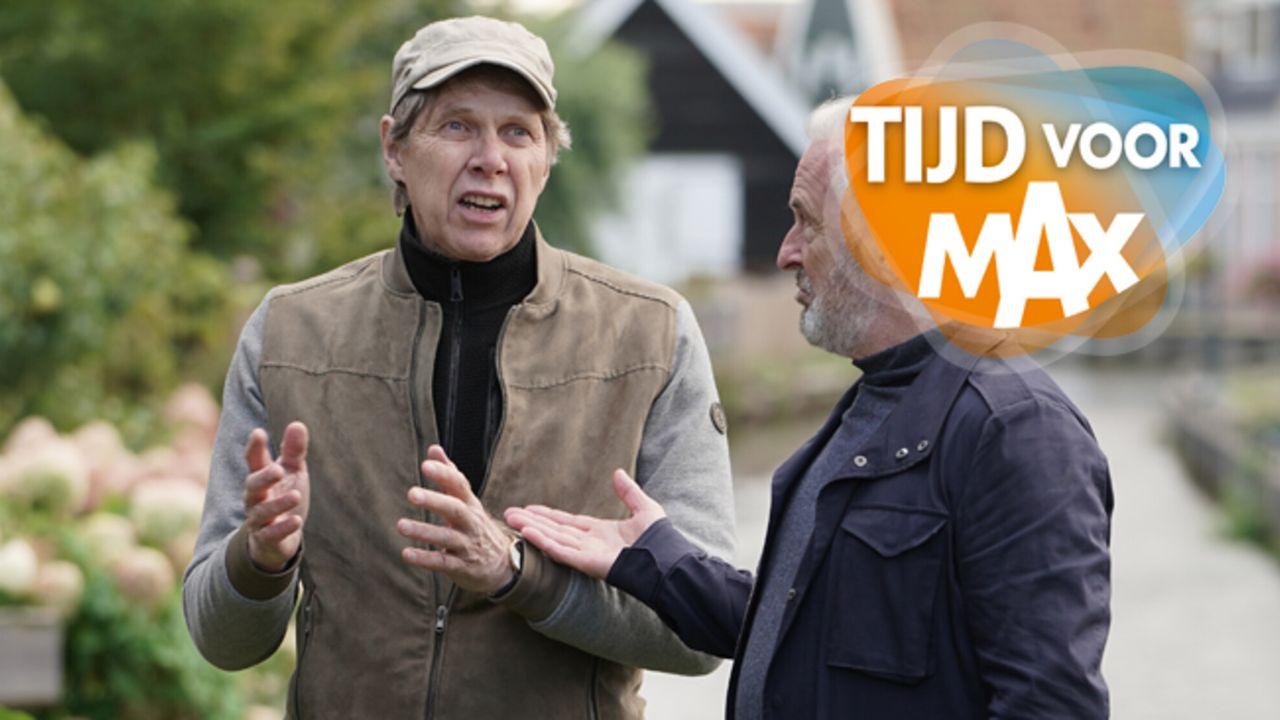 Tijd voor MAX Wim Daniels over Huppelnederlands