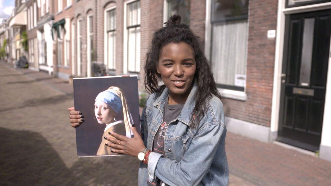 Het Klokhuis - Johannes Vermeer