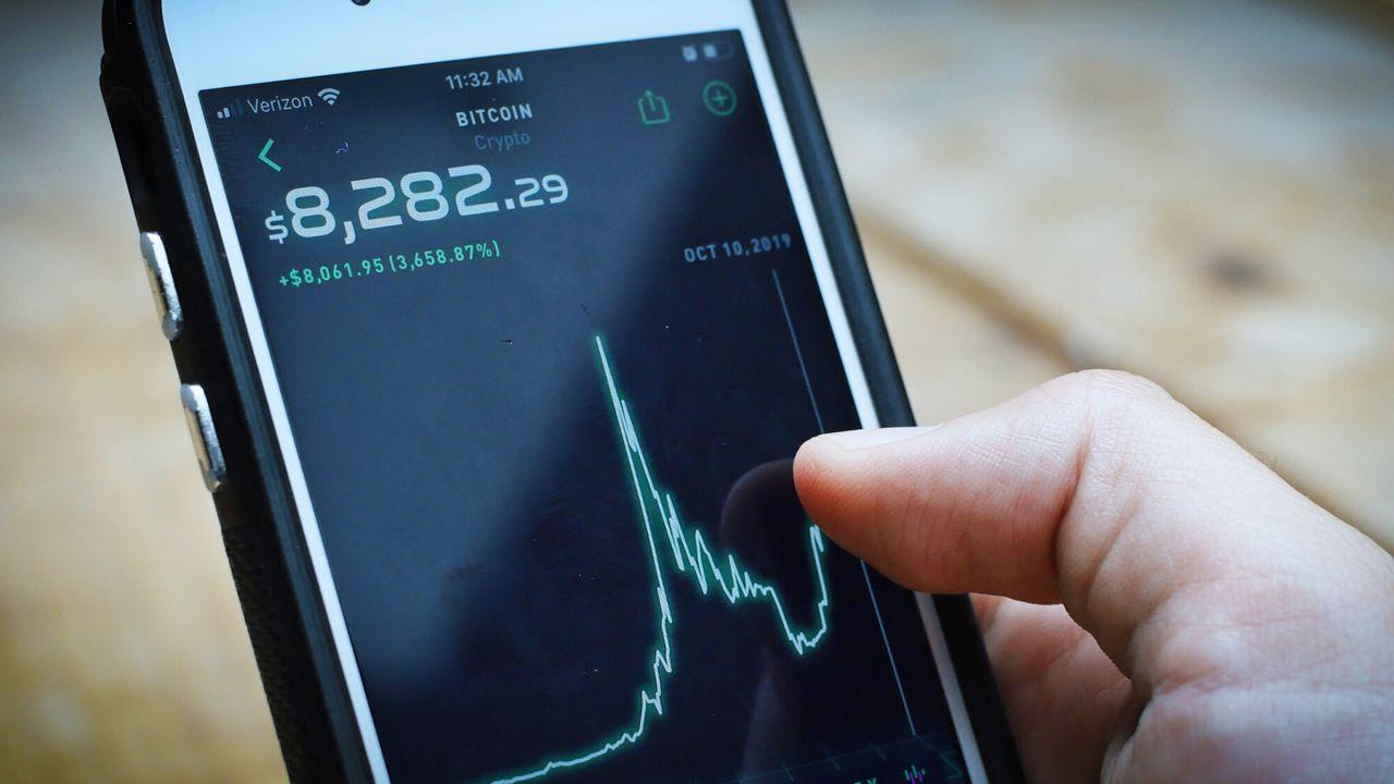 Meldpunt! - Man Verliest Drie Ton Door Bitcoinfraude