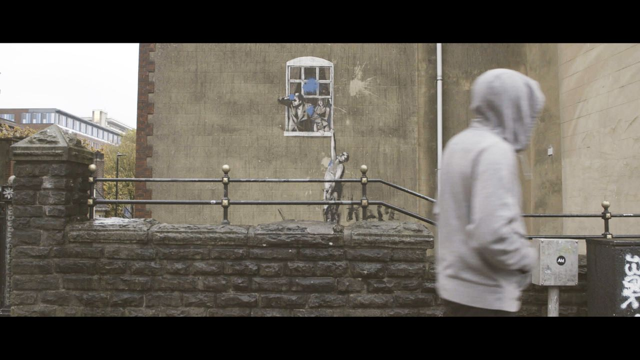 Close Up - Banksy Most Wanted