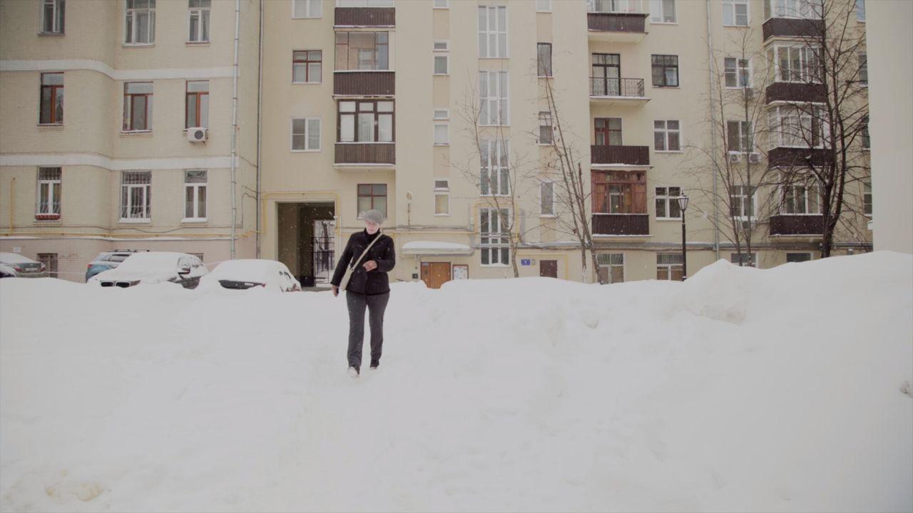 2doc Kort - Winter In Moskou