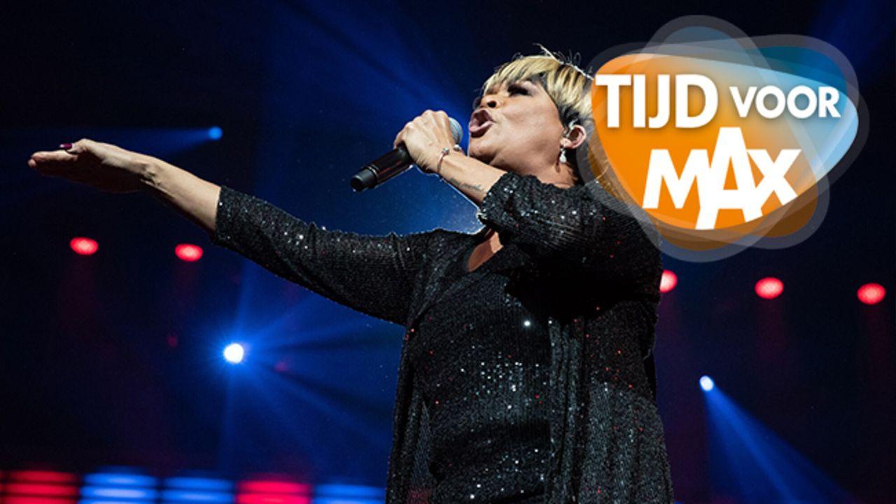 Tijd voor MAX Gouden held van de Nederlandse muziek Ruth Jacott