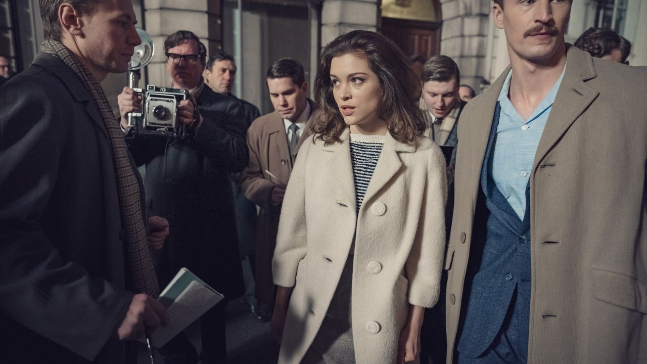 The Trial Of Christine Keeler - The Trial Of Christine Keeler