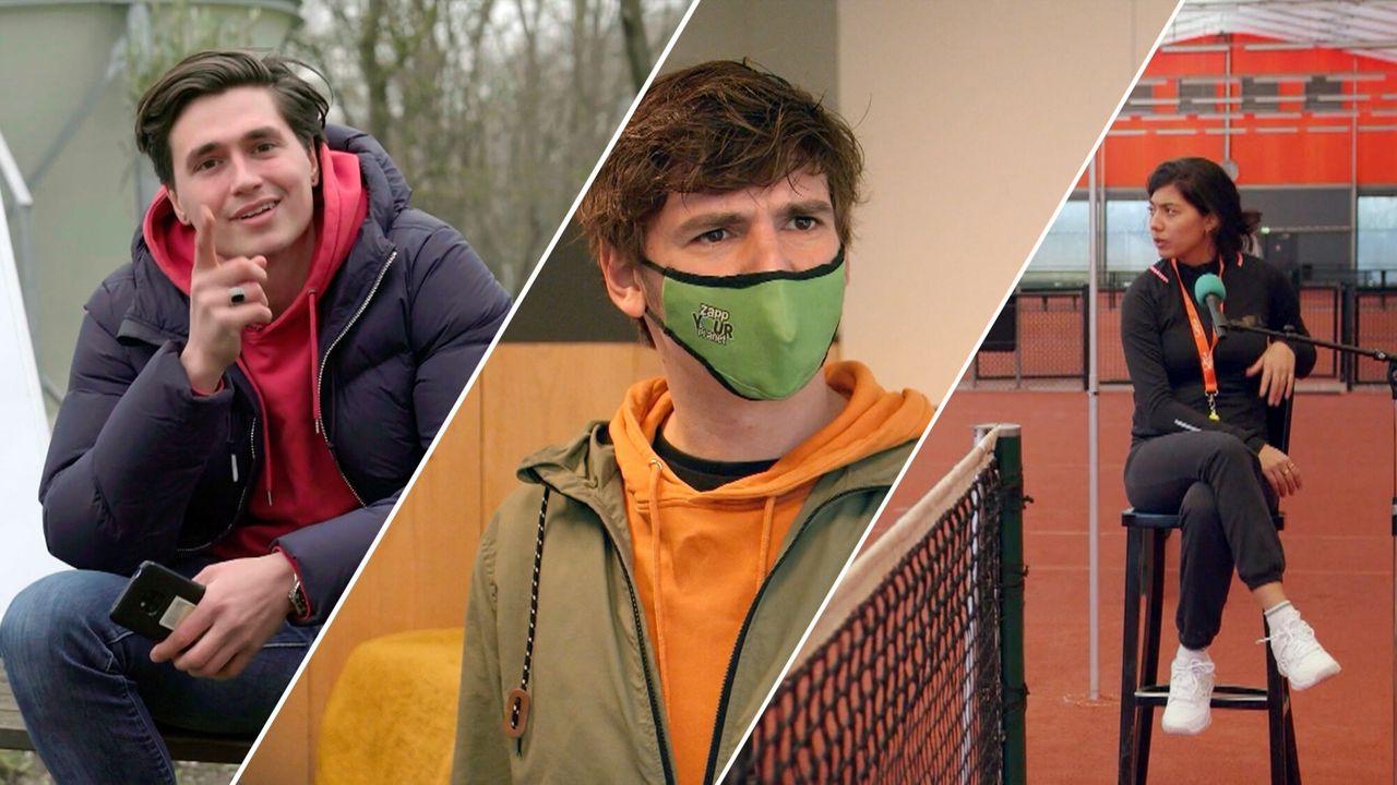 Zapp Your Planet - Tennisballen Testen, Een Pretpark Op Het Schoolplein En Verrassingen Voor De Eekhoorns