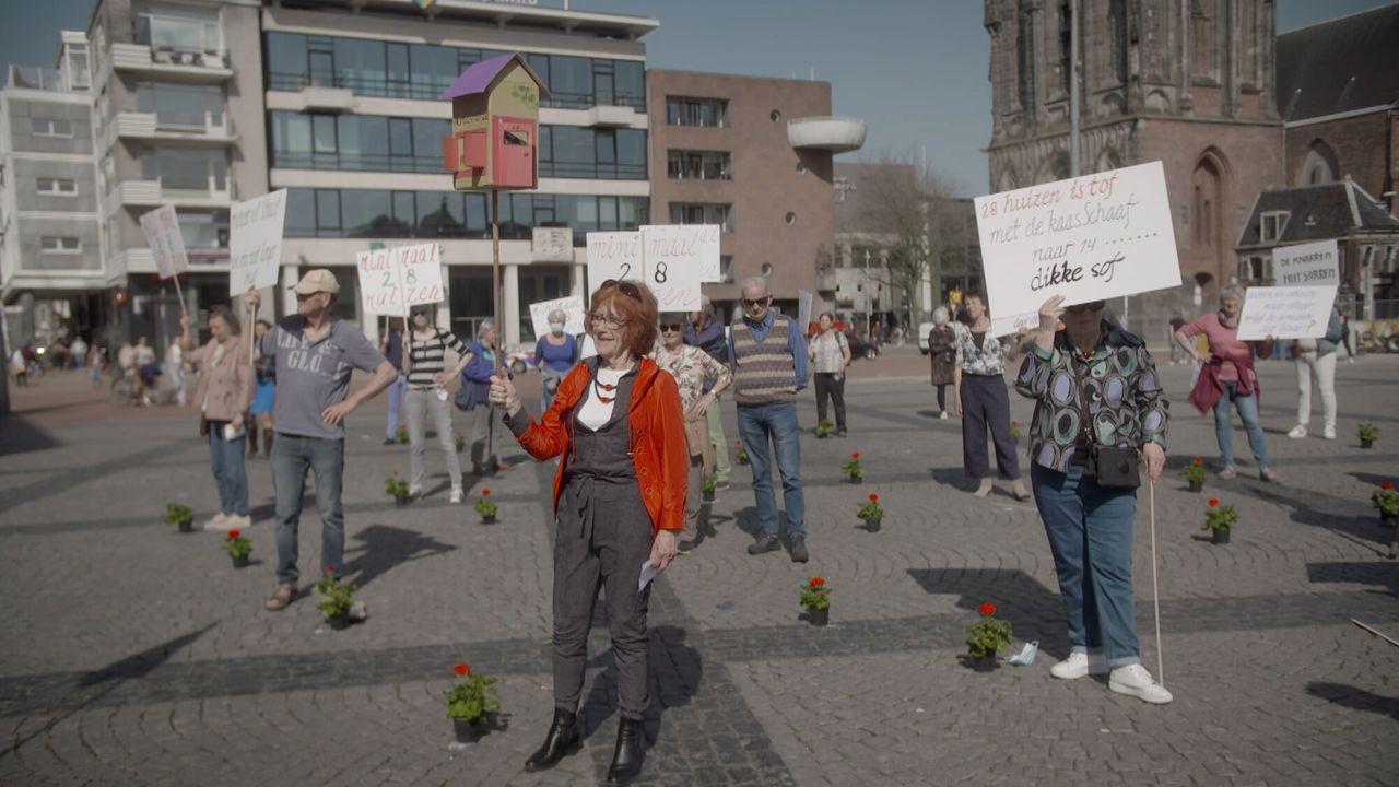 Kruispunt - Krasse Knarren: 'geef Ons Hofjes!'