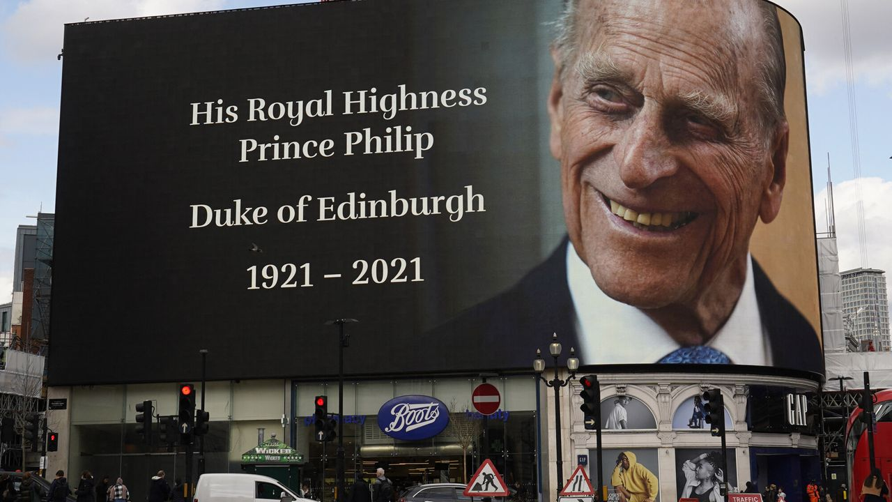 Blauw Bloed - Groot-brittannië Rouwt Om Prins Philip