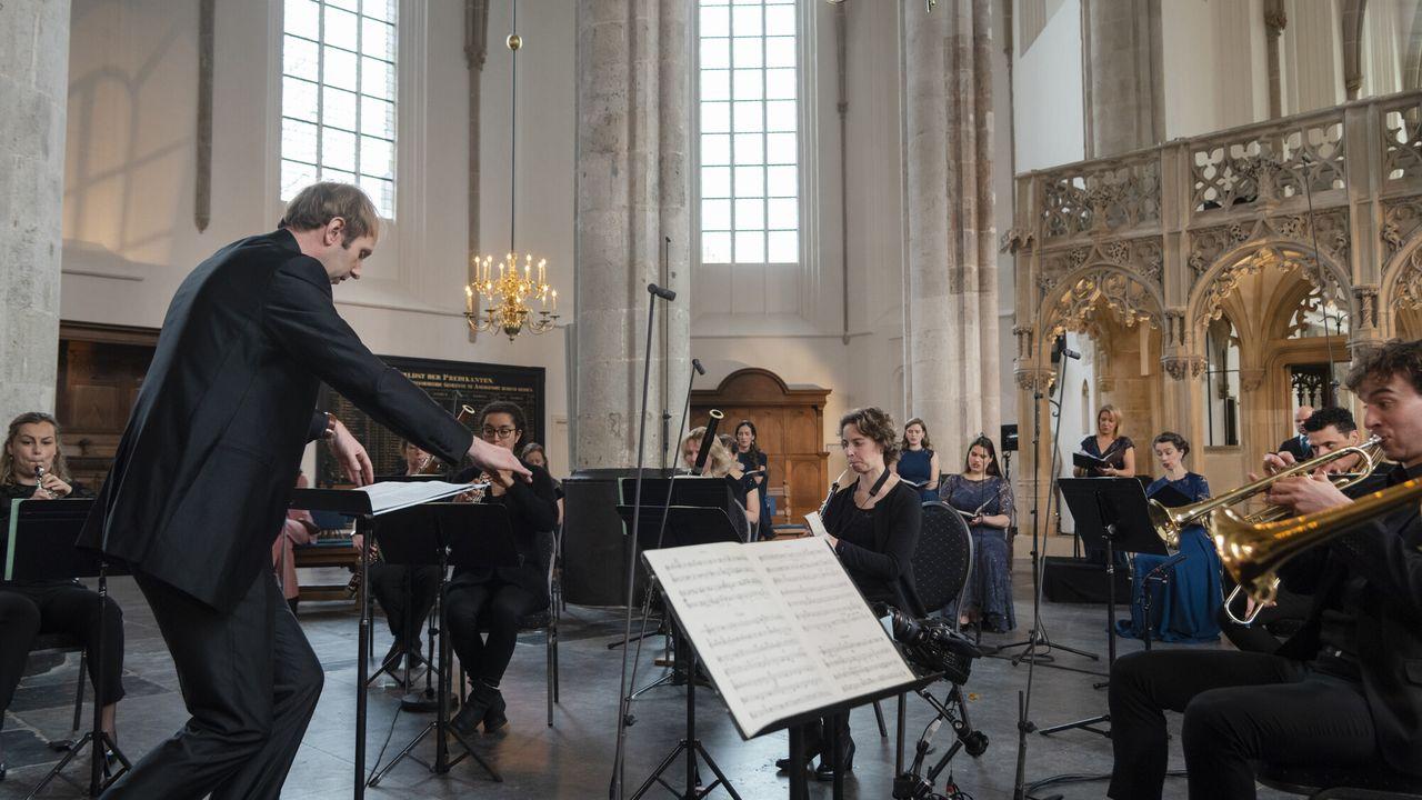EO-Klassiek Psalmen van Sweelinck