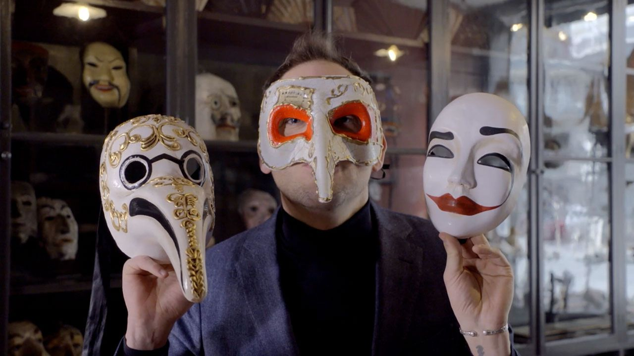 Man En Kunst - James Ensor