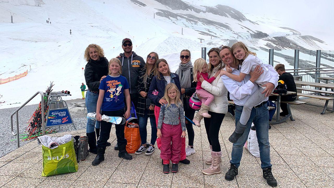 Ik Vertrek - Familie Van Der Linden & Familie Hammink, Frankrijk/oostenrijk