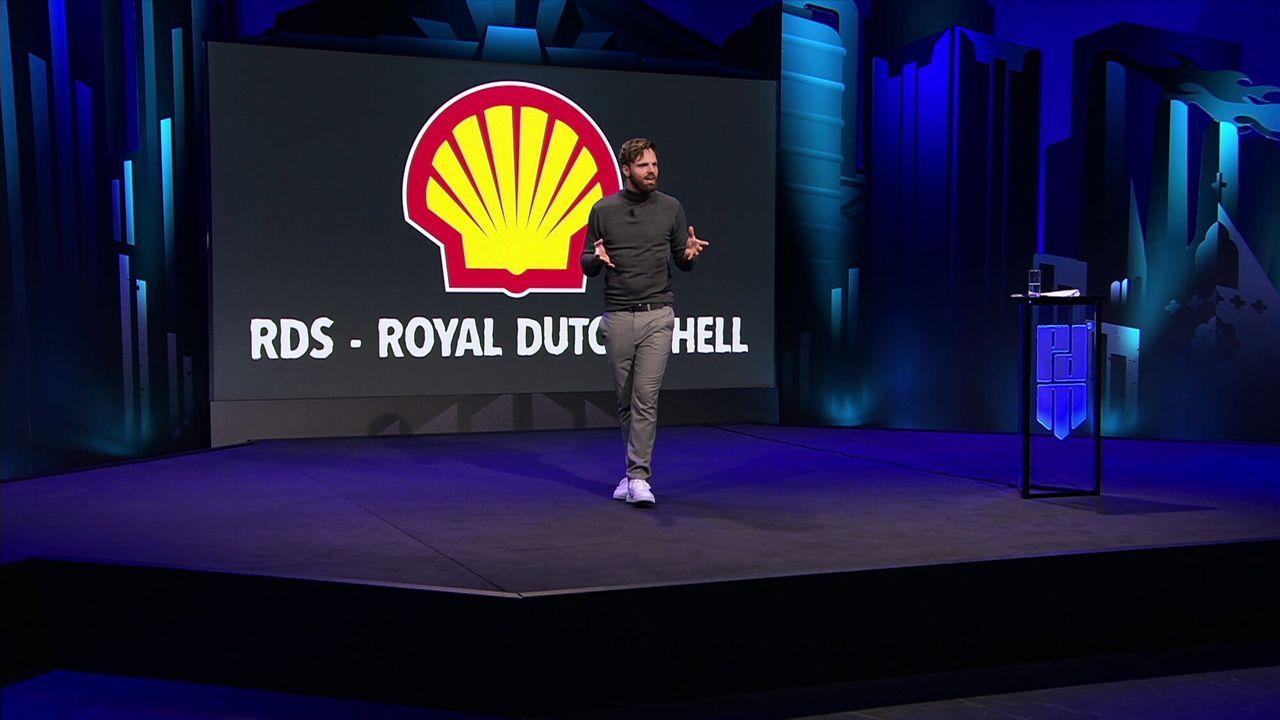 Pak de Macht De Koninklijke Shell