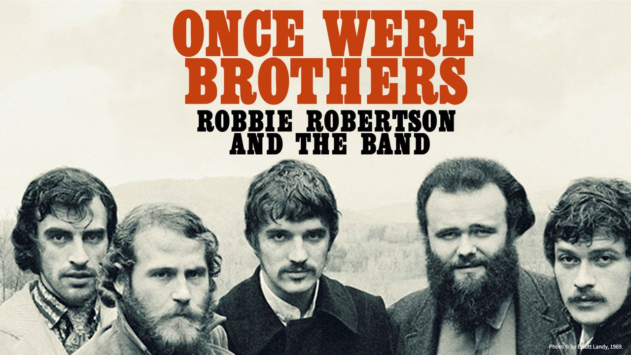 Het Uur Van De Wolf - The Band - Once Were Brothers