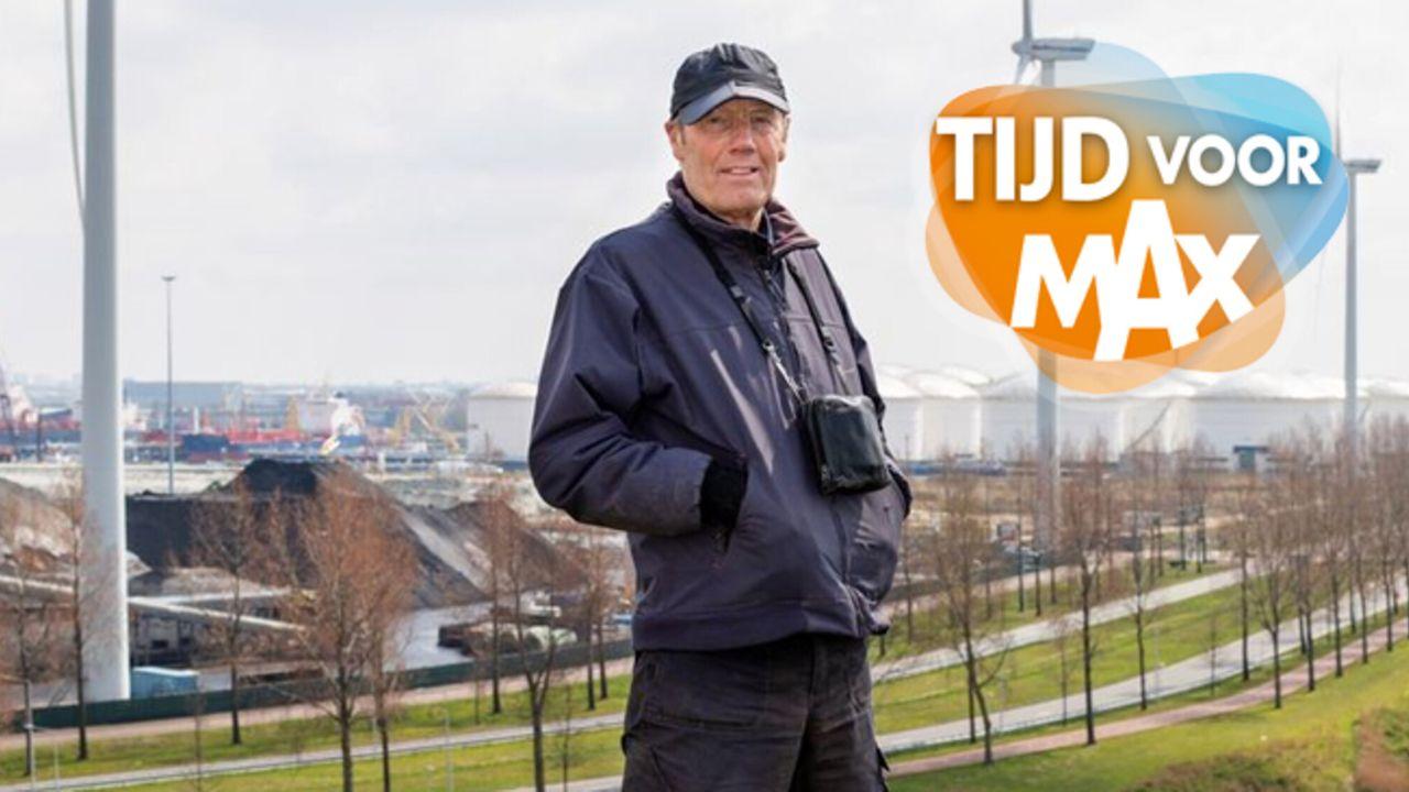 Tijd voor MAX Een biografie van de Amsterdamse natuur
