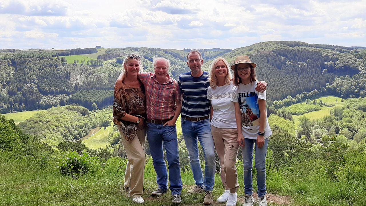 Ik Vertrek - Familie Van Iersel & Patrick En Judith, Frankrijk/luxemburg