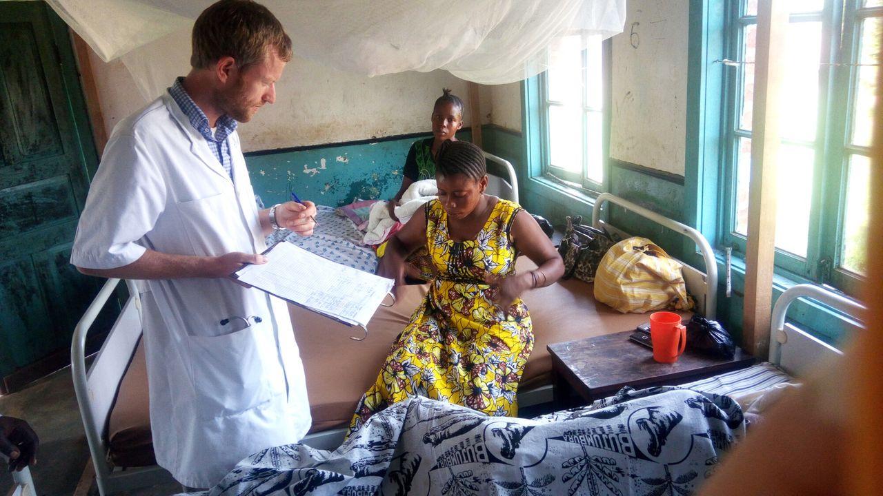 Metterdaad - Congo: Op Adem Komen In Nederland