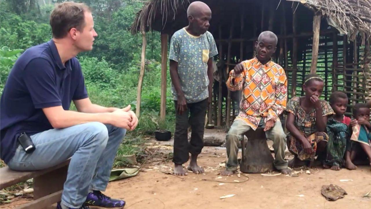 Metterdaad Congo: gratis ziekenzorg voor pygmeeën
