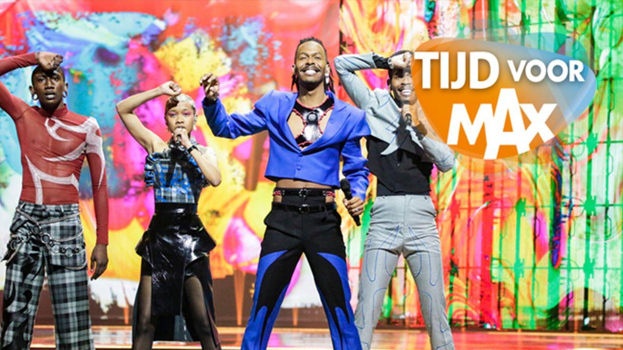 Tijd Voor Max - Tijd Voor Max Vanuit Rotterdam Bij Het Eurovisiesongfestival!