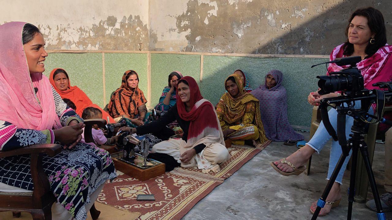 Metterdaad Pakistan: Niemand gaat hier naar school