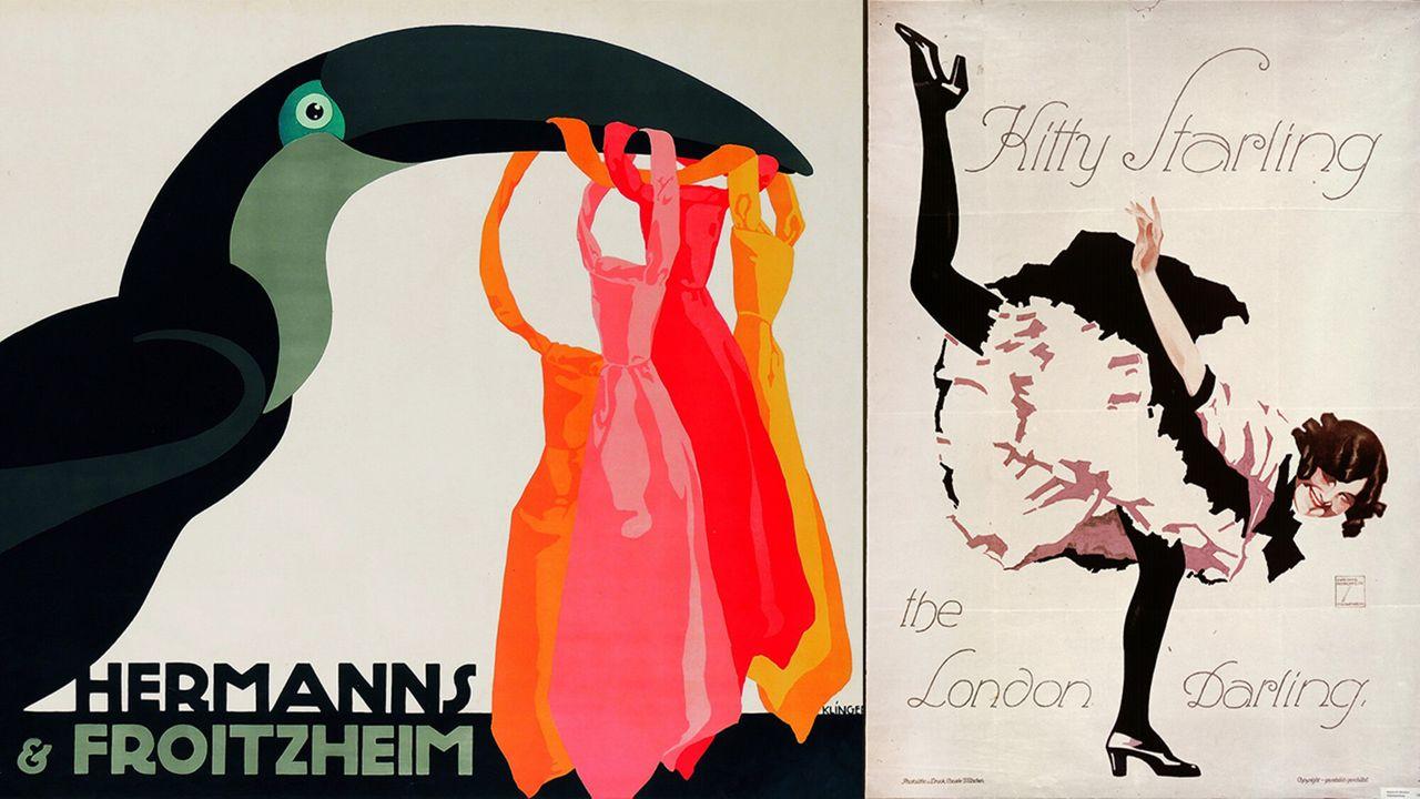 Close Up - Poster - Het Begin Van De Moderne Reclame