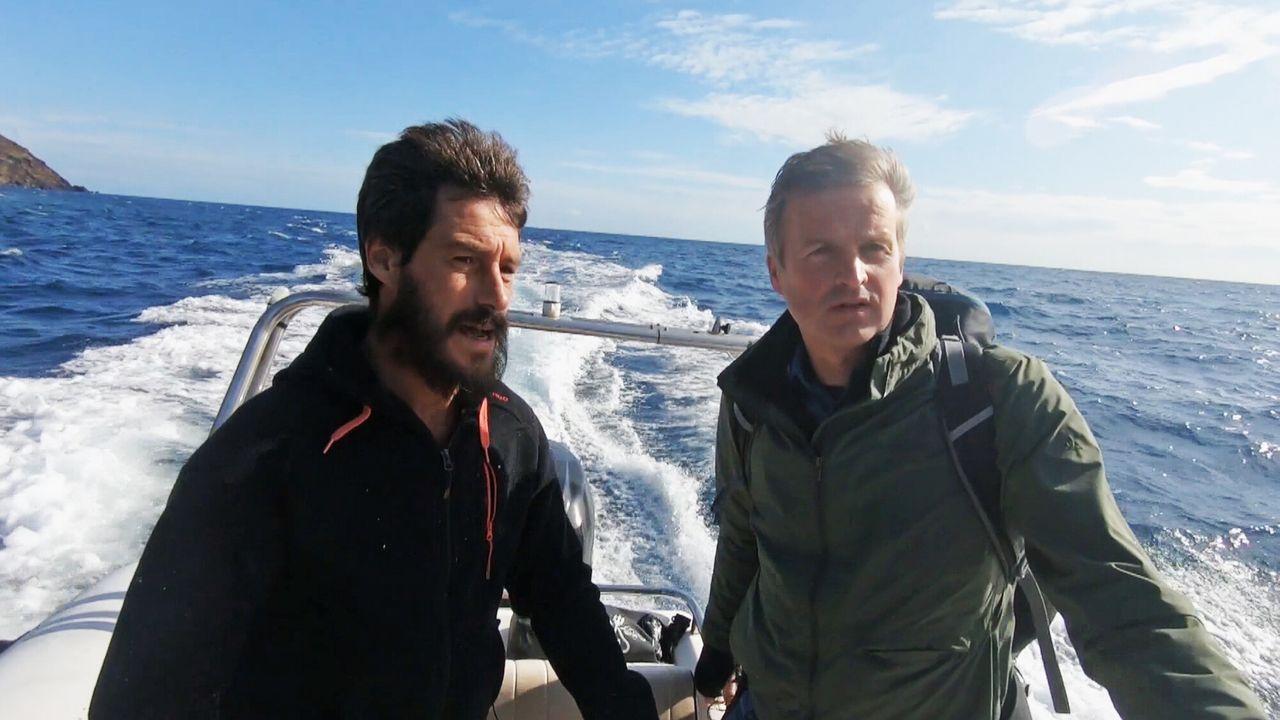 Dwars Door De Middellandse Zee - Epiloog: Ontmoetingen, Bloopers En Dronebeelden