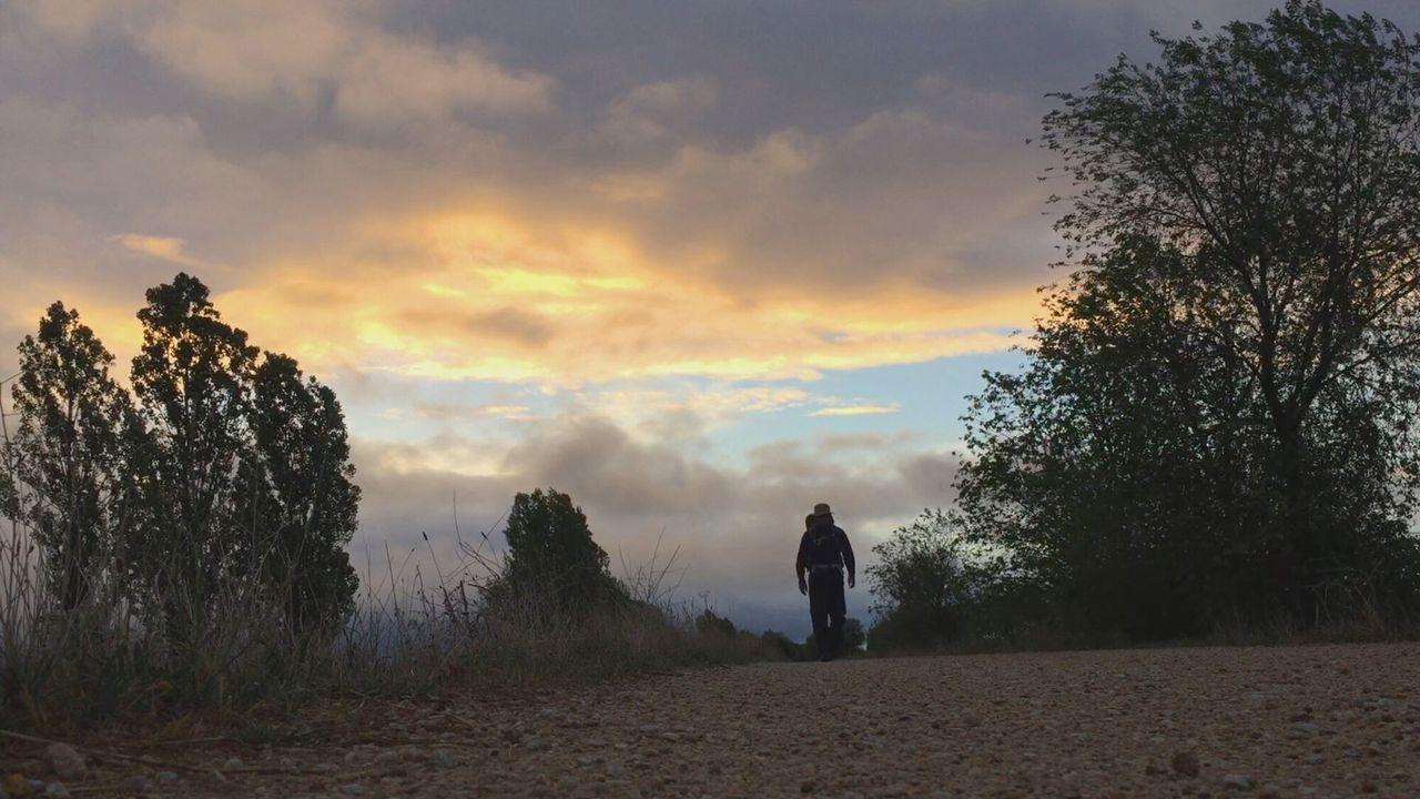 Roderick Zoekt Licht De Camino van Roderick (2)