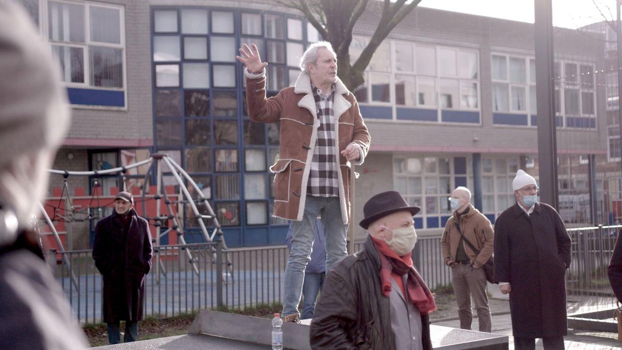 Opstandelingen - Sloopstad Rotterdam