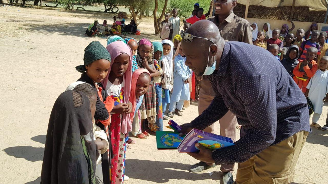 Wilde Ganzen - Tsjaad