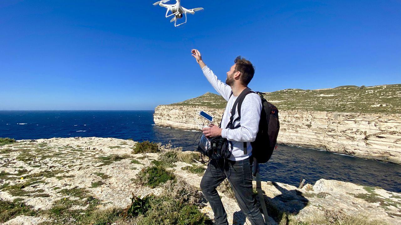 Dwars door de Middellandse Zee Van Lampedusa naar Malta: een gevaarlijke overtocht