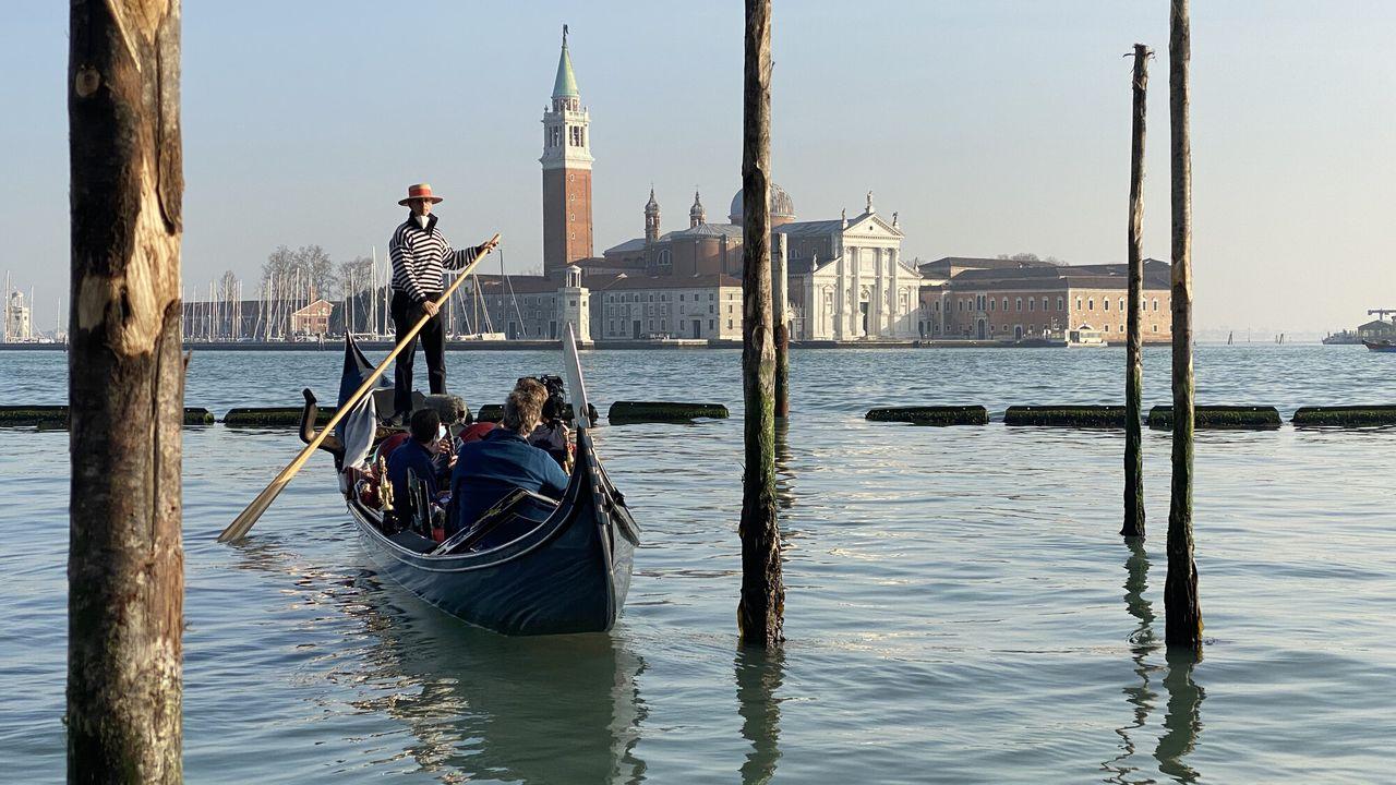 Dwars door de Middellandse Zee Venetië: een verrassende wending