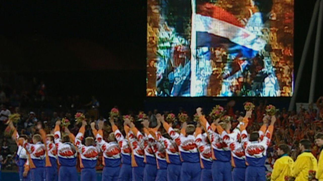 Andere Tijden Sport - Andere Tijden Sport Presenteert: De Nacht Van De Olympische Spelen