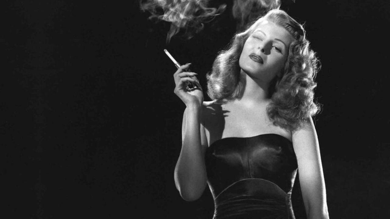 Close Up - Rita Hayworth