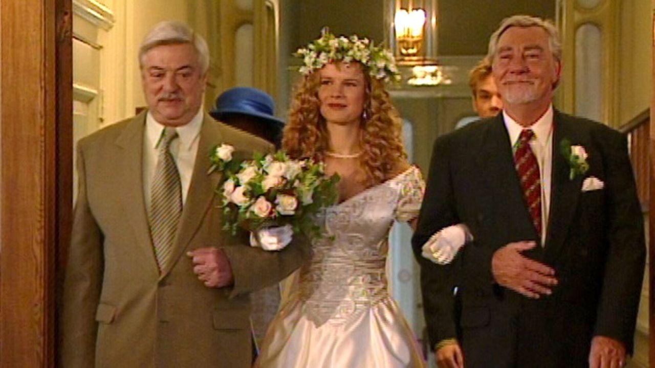 Oppassen!!! De bruiloft