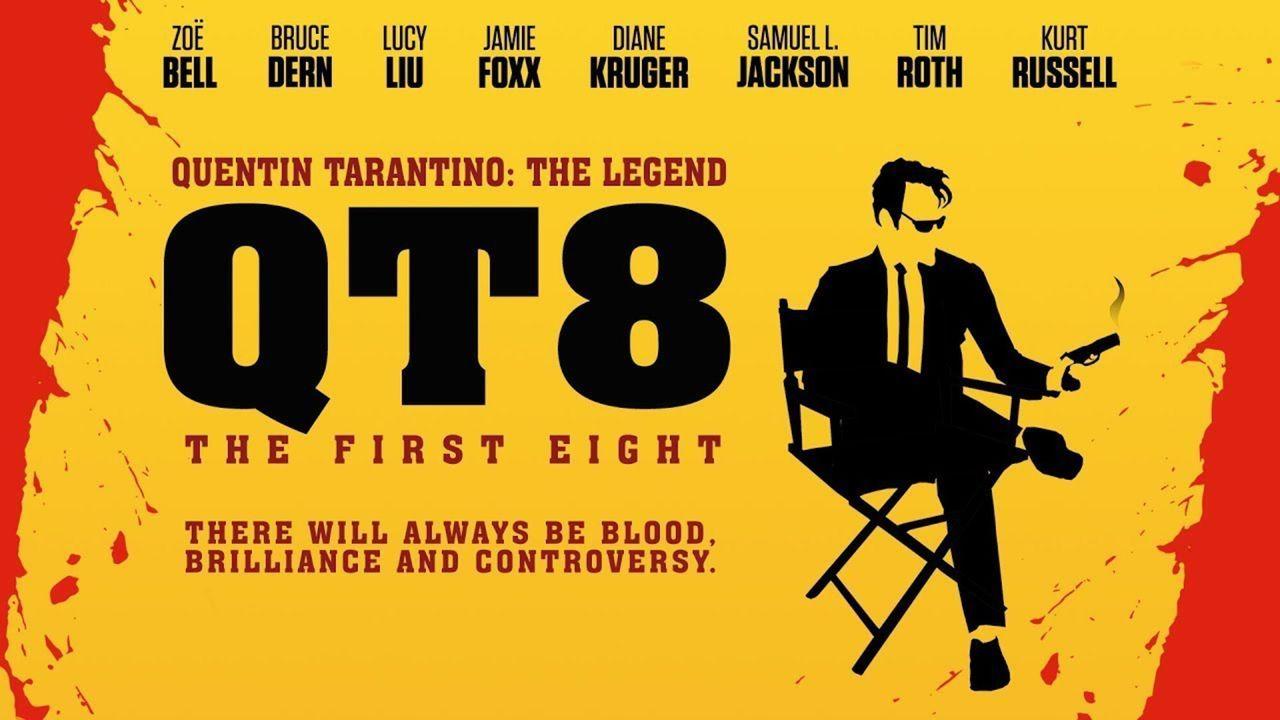 Het Uur Van De Wolf - Qt8 - Quentin Tarantino: The First Eight