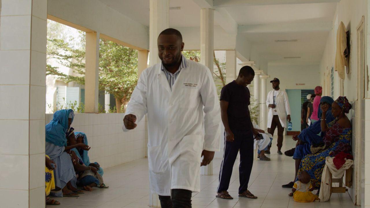 Metterdaad - Senegal: Ziek Zijn Op Zonne-energie