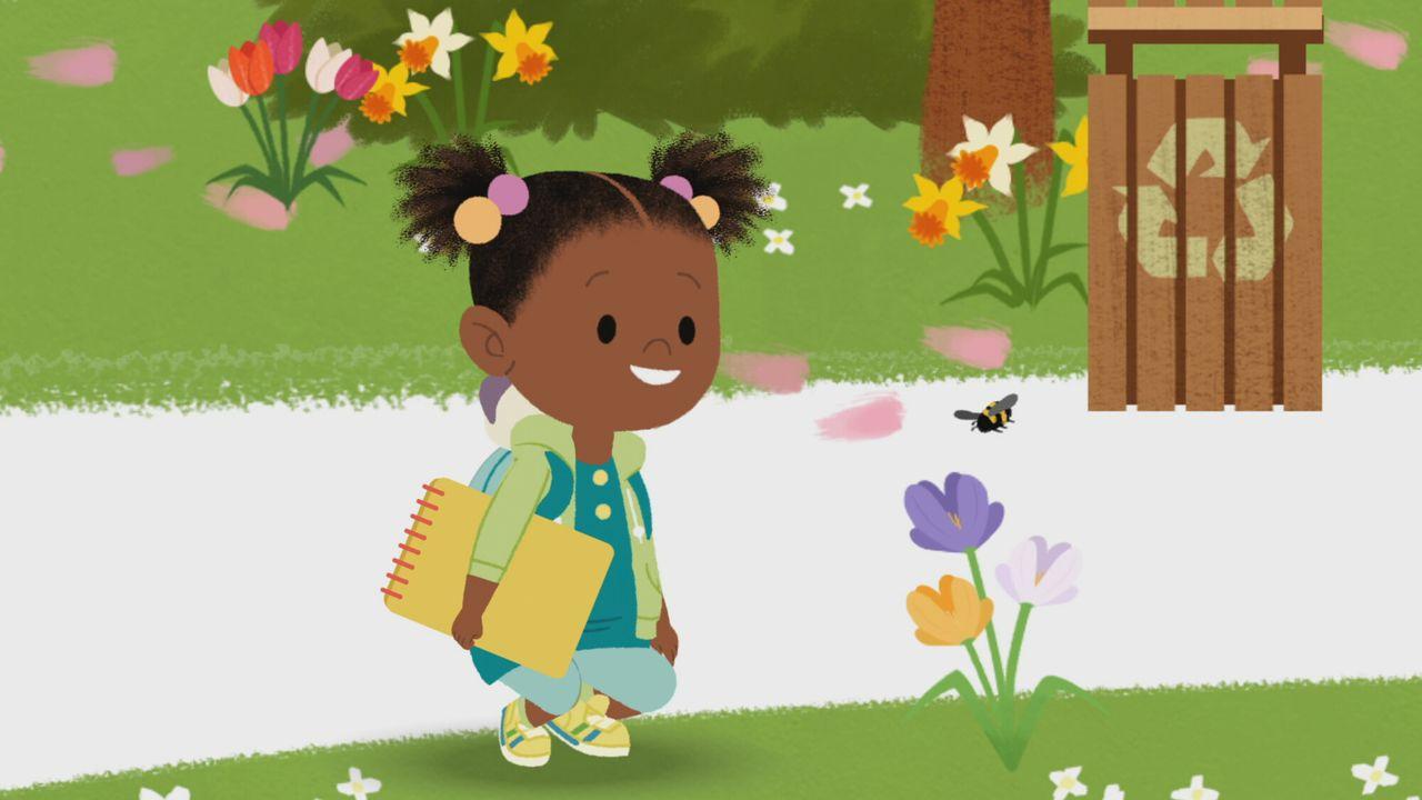 Jojo & Ouma - We Gaan Een Vlinder Zoeken