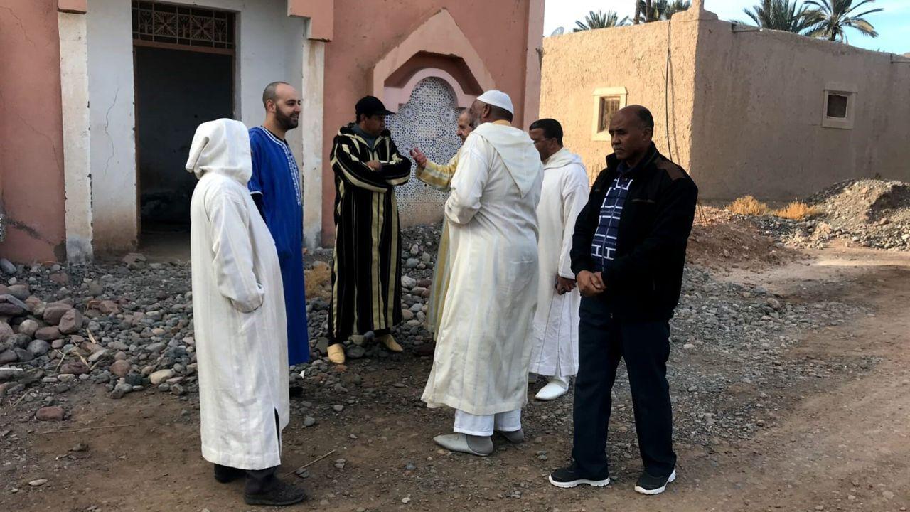 Wilde Ganzen - Marokko