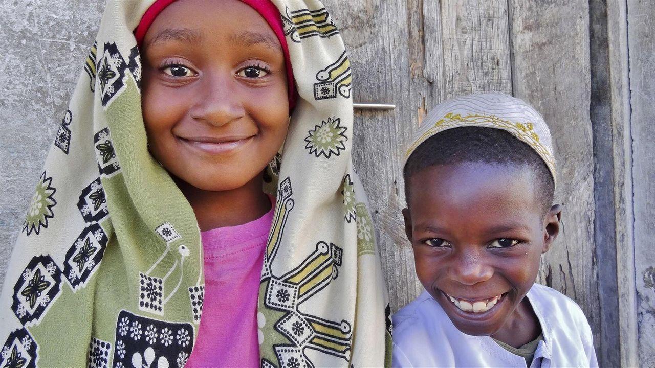 De avonturen van Awena en Abduli Bootjesrace