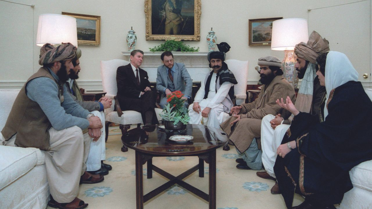 Afghanistan: The Wounded Land Jihad