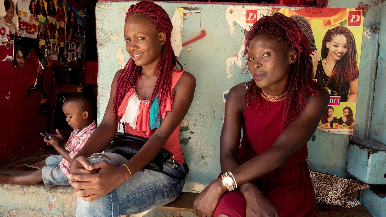 2doc - Afrikaanse Bruid