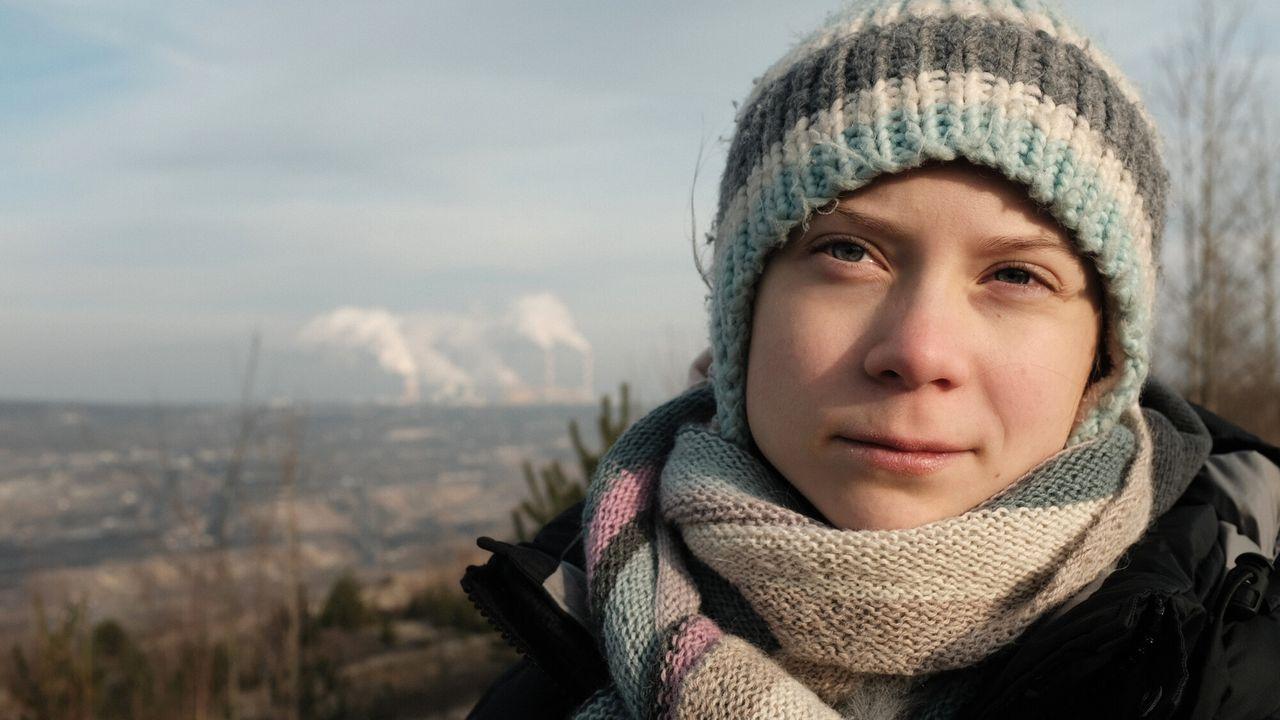 Greta Thunberg: A Year to Change the World Greta Thunberg: A Year to Change the World