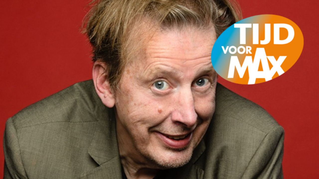 Tijd voor MAX Jan Rot is druk met Matilda De Musical