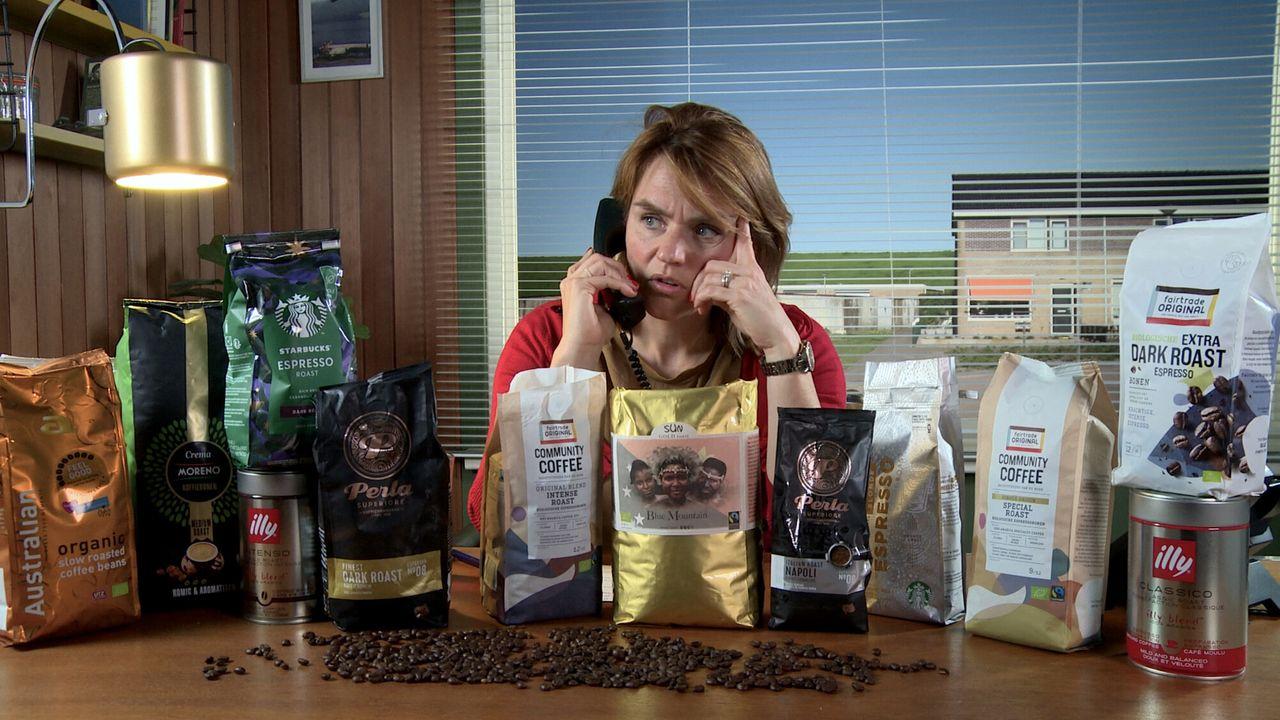 Keuringsdienst Van Waarde - Koffieroast