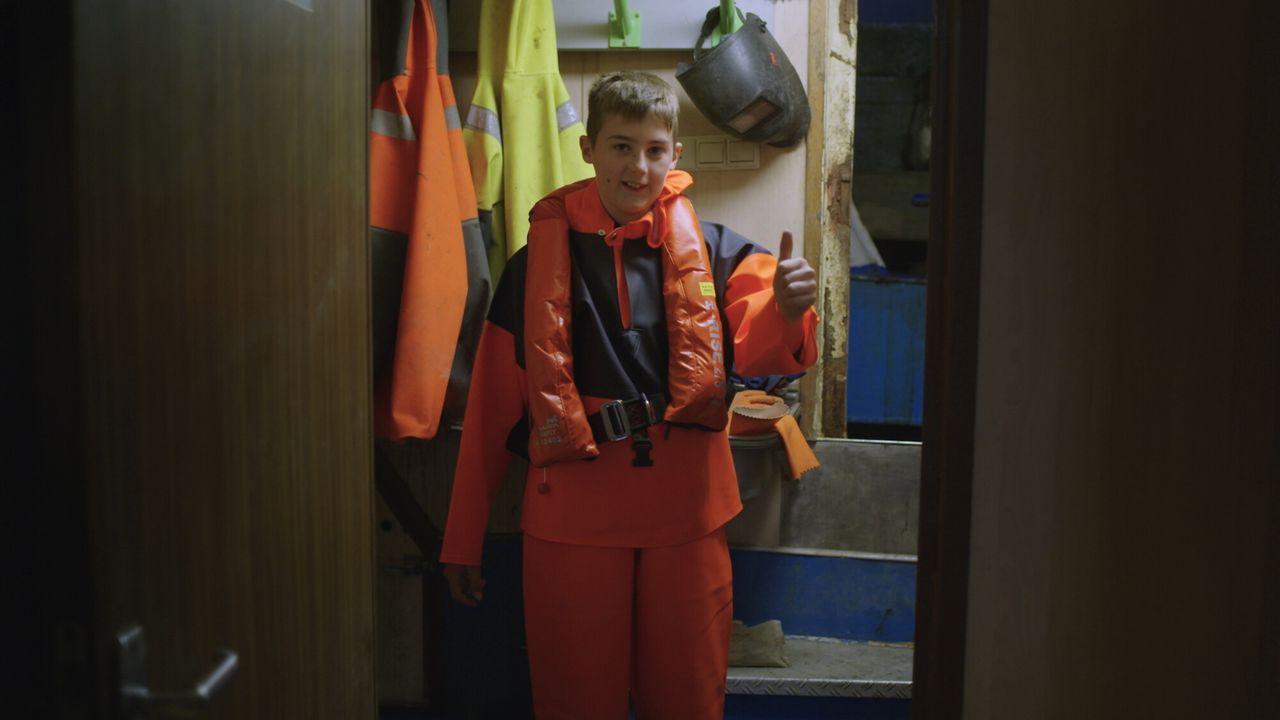 Zapp Echt Gebeurd - Jurian - Over Een Week Vis Ik Voor Het Eerst Op De Noordzee
