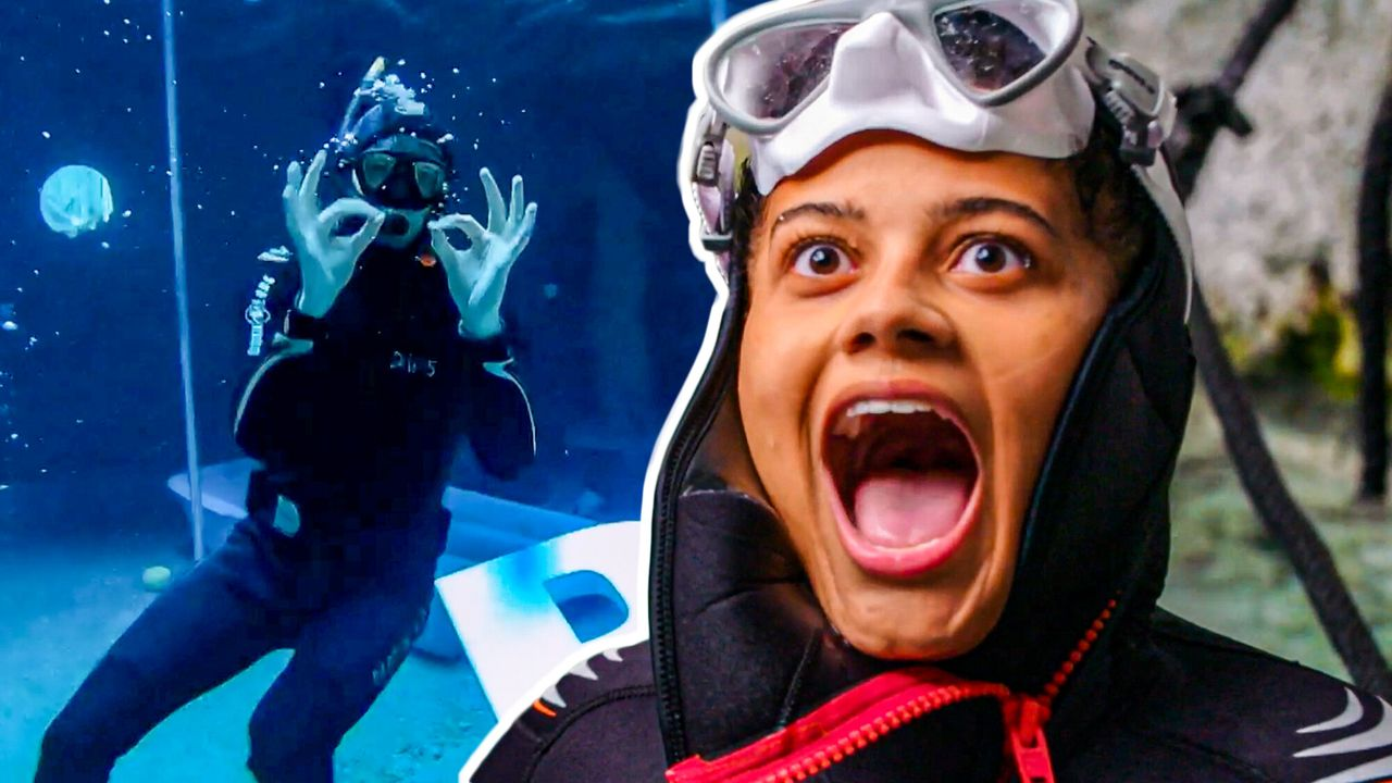 Try Before You Die - Ballon En Freediven