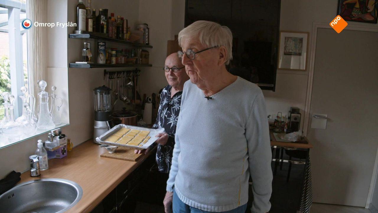 Fryslân Dok - Dolf Verroen: Het Kind, De Schrijver