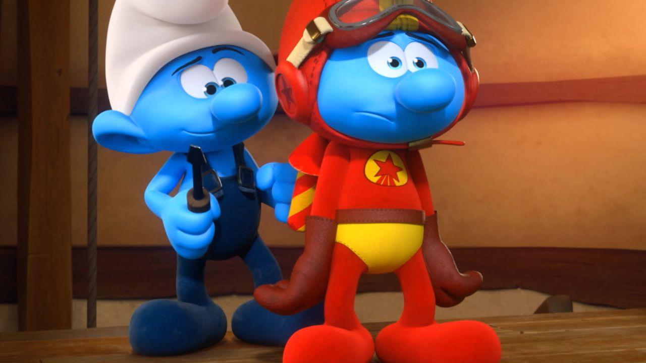 De Smurfen - Mijn Smurfige Superheld