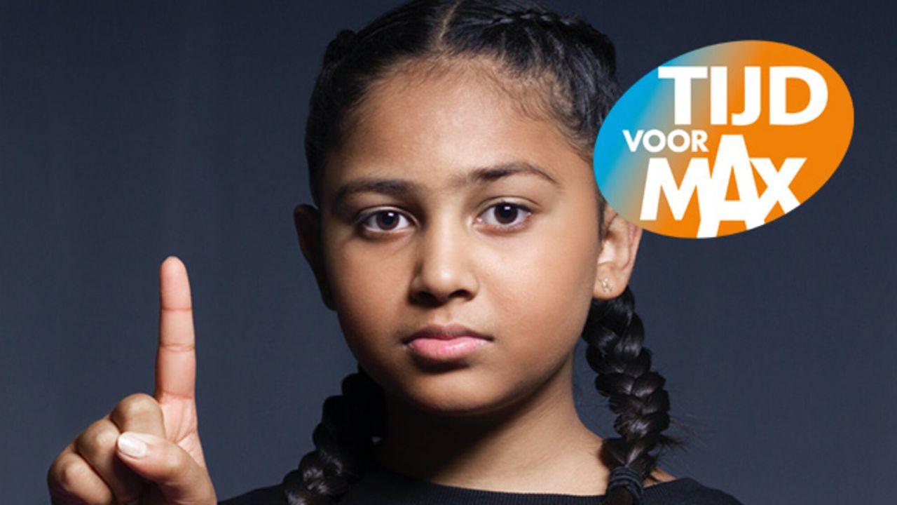 Tijd Voor Max - Tijd Voor Max In Het Teken Van Sire-campagne Tegen Kinderarmoede