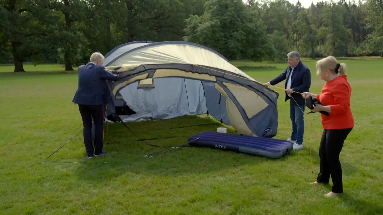 Heel Holland Bakt Kids Camping