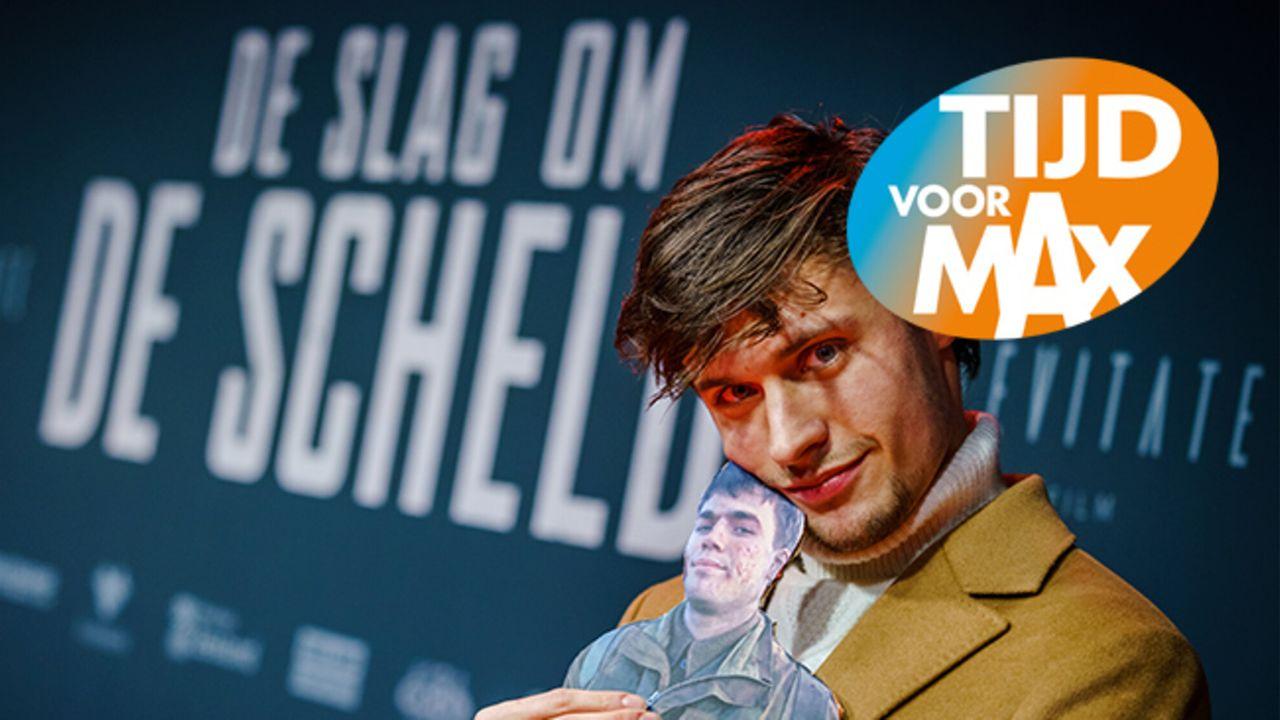 Tijd Voor Max - Gijs Blom Speelt In De Film De Slag Om De Schelde