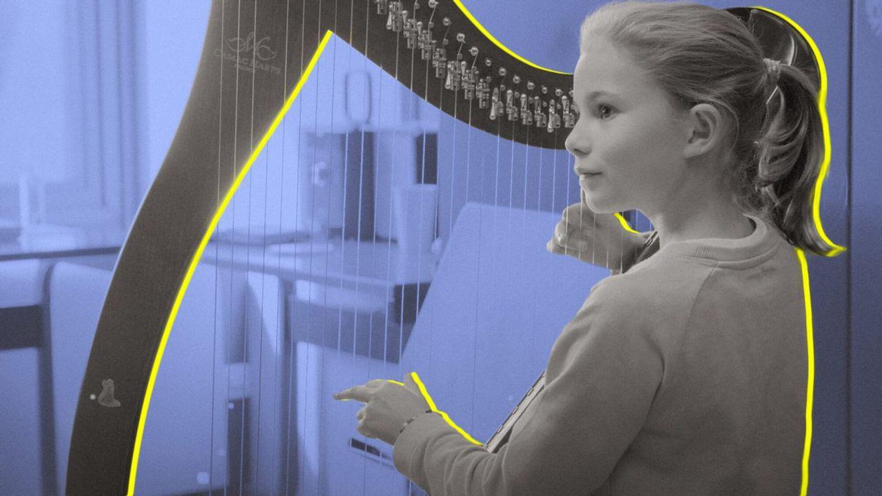 Zembla - Muziekschool In Mineur