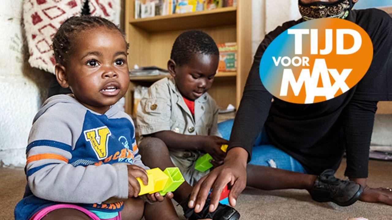 Tijd Voor Max - Tijd Voor Max In Het Teken Van Kinderfonds Mamas